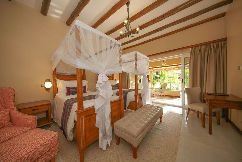 Uganda Highlights Tours 2019 - 2020 -  Luxury Room