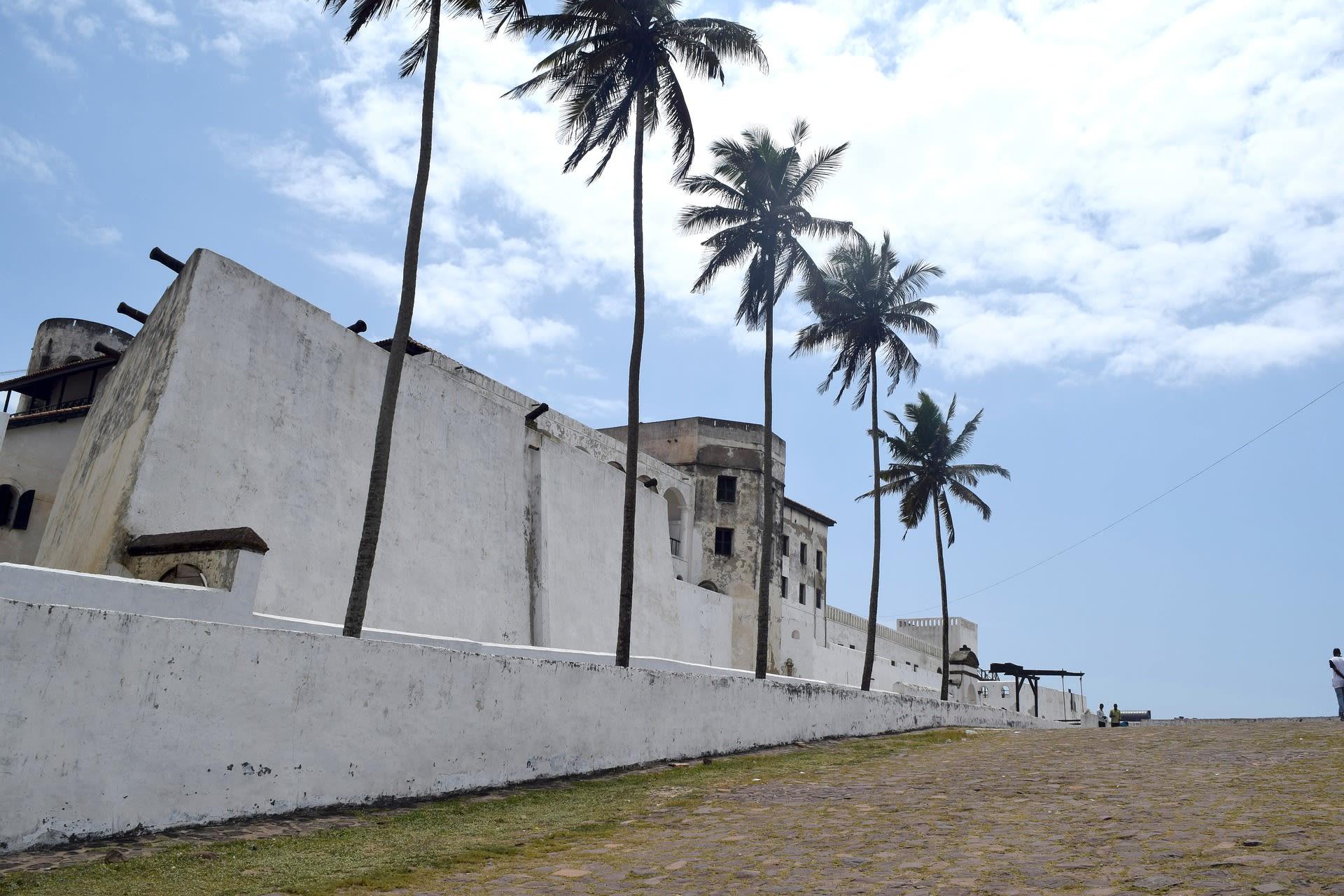 Jordan Signature Tours 2019 - 2020 -  Elmina Castle