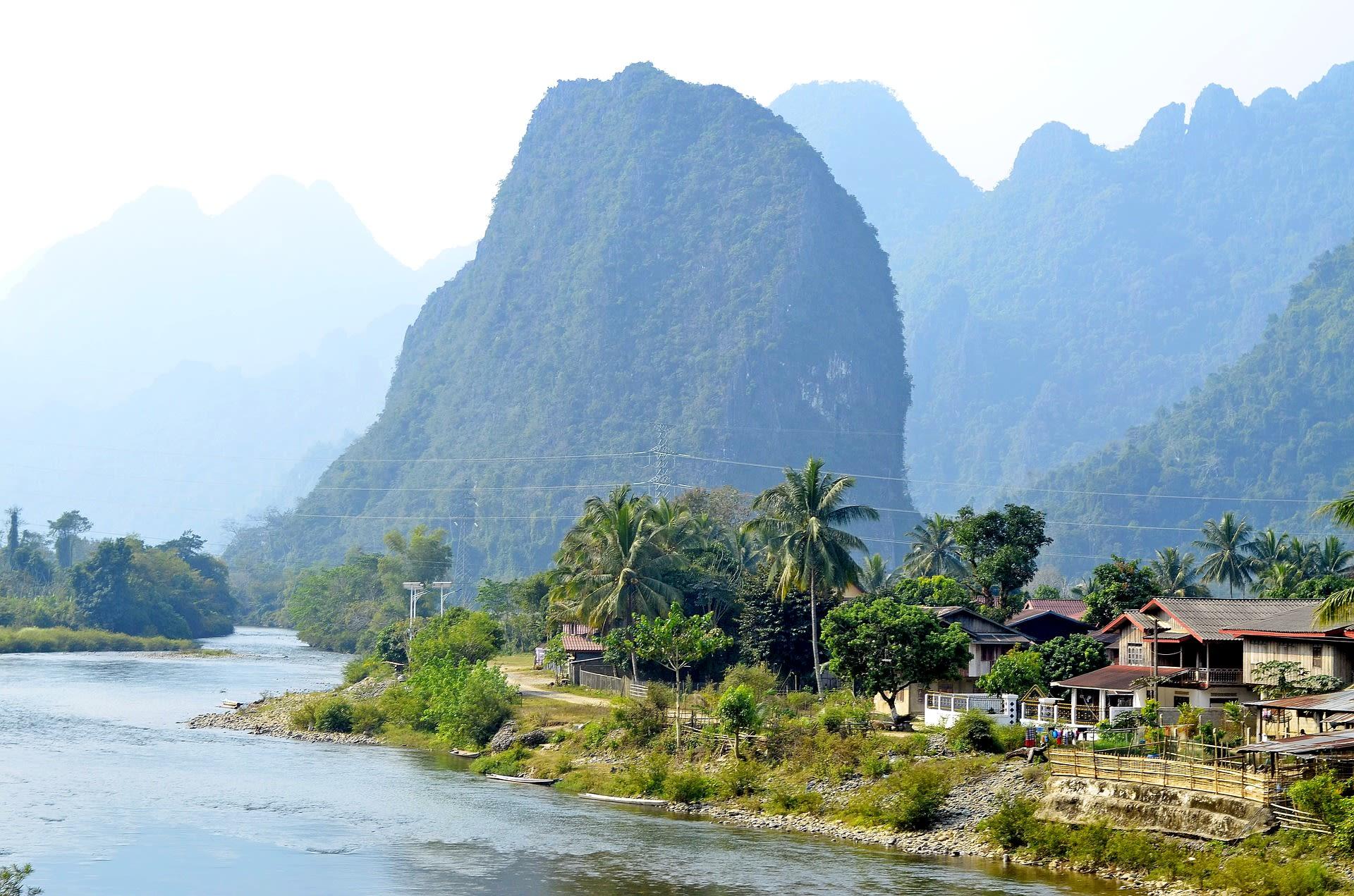 Southeast Asia Grand Journey Tours 2019 - 2020 -  Luang Prabang Hill Village