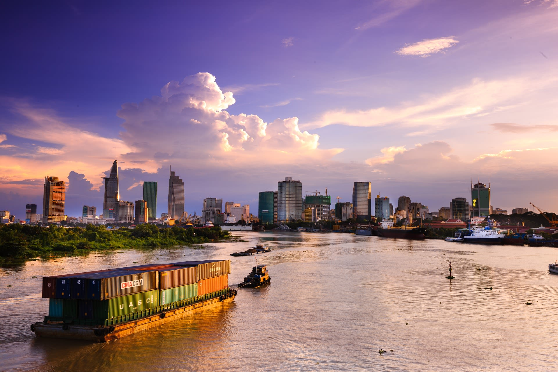 Northern Mountains & Southern Islands Tours 2019 - 2020 -  Ho Chi Minh City
