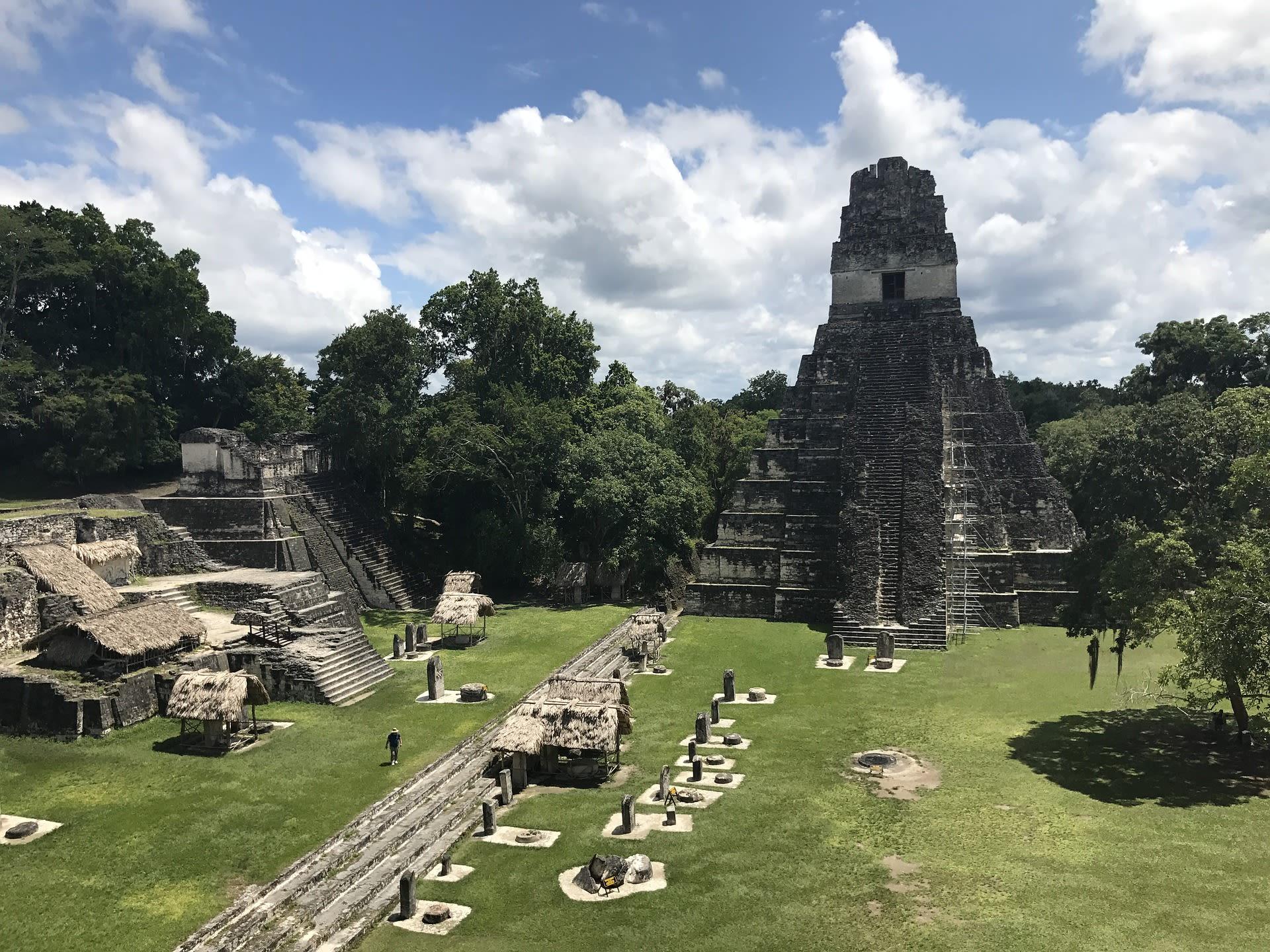 Guatemala Experience Tours 2019 - 2020 -  Tikal Mayan Ruins in Tikal Guatemala