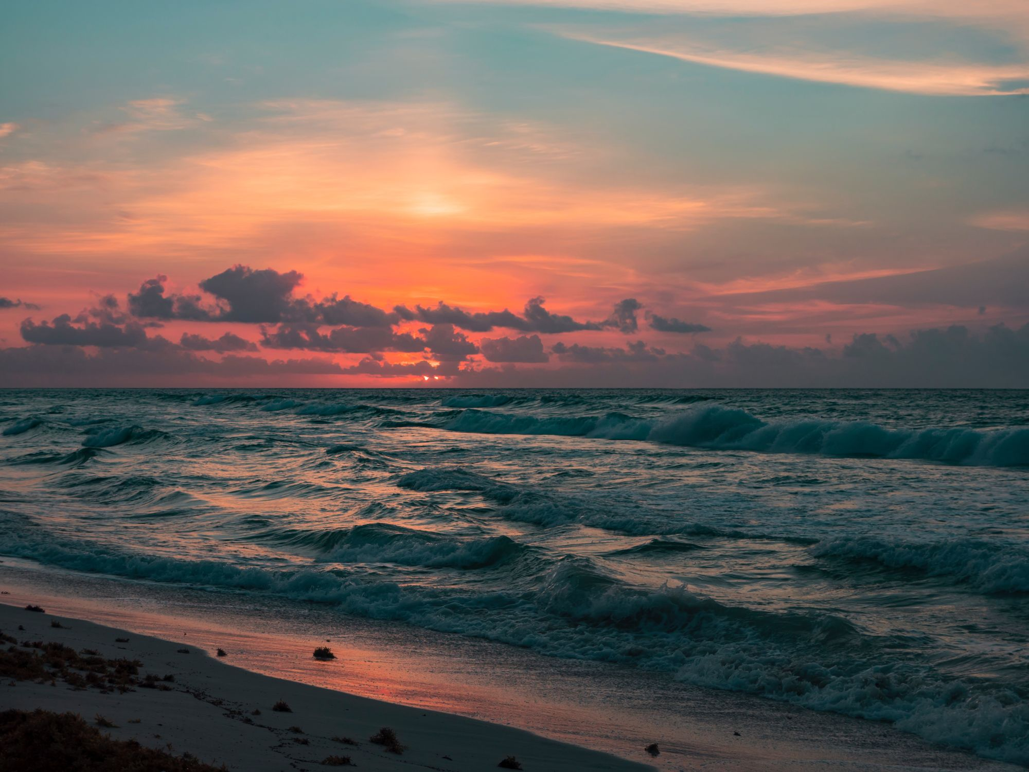 Highlights of the Yucatan Tours 2019 - 2020 -  Sunrise beach
