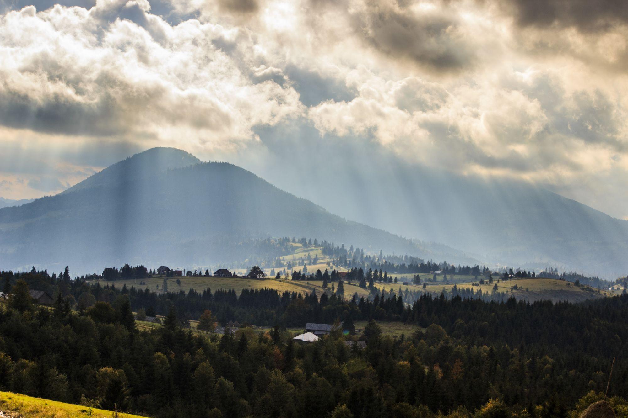 Medieval Romania and the Carpathian Mountains Tours 2019 - 2020 -  Mountain