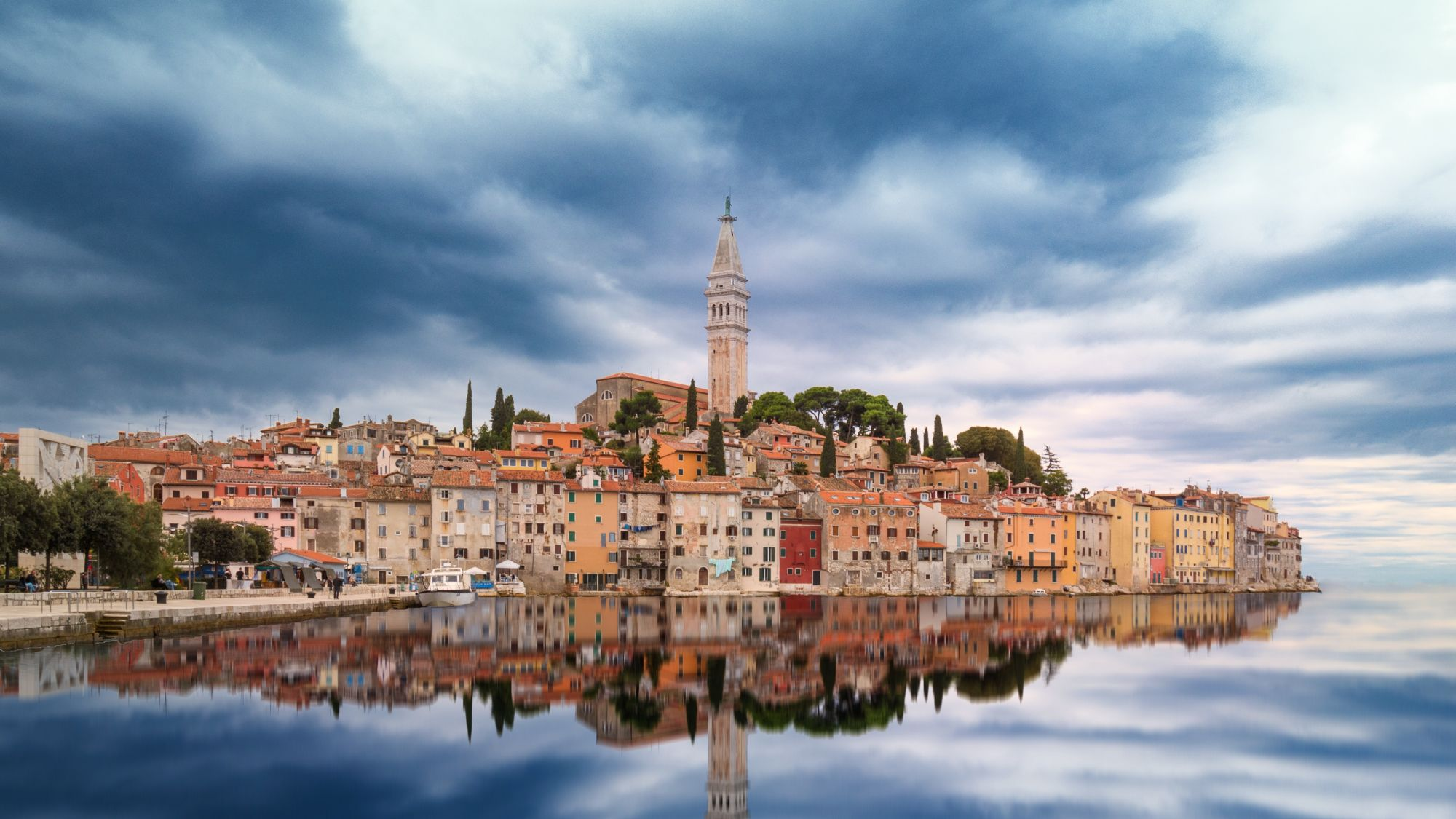 Romance of Venice & Croatia Tours 2019 - 2020 -  Rovinj