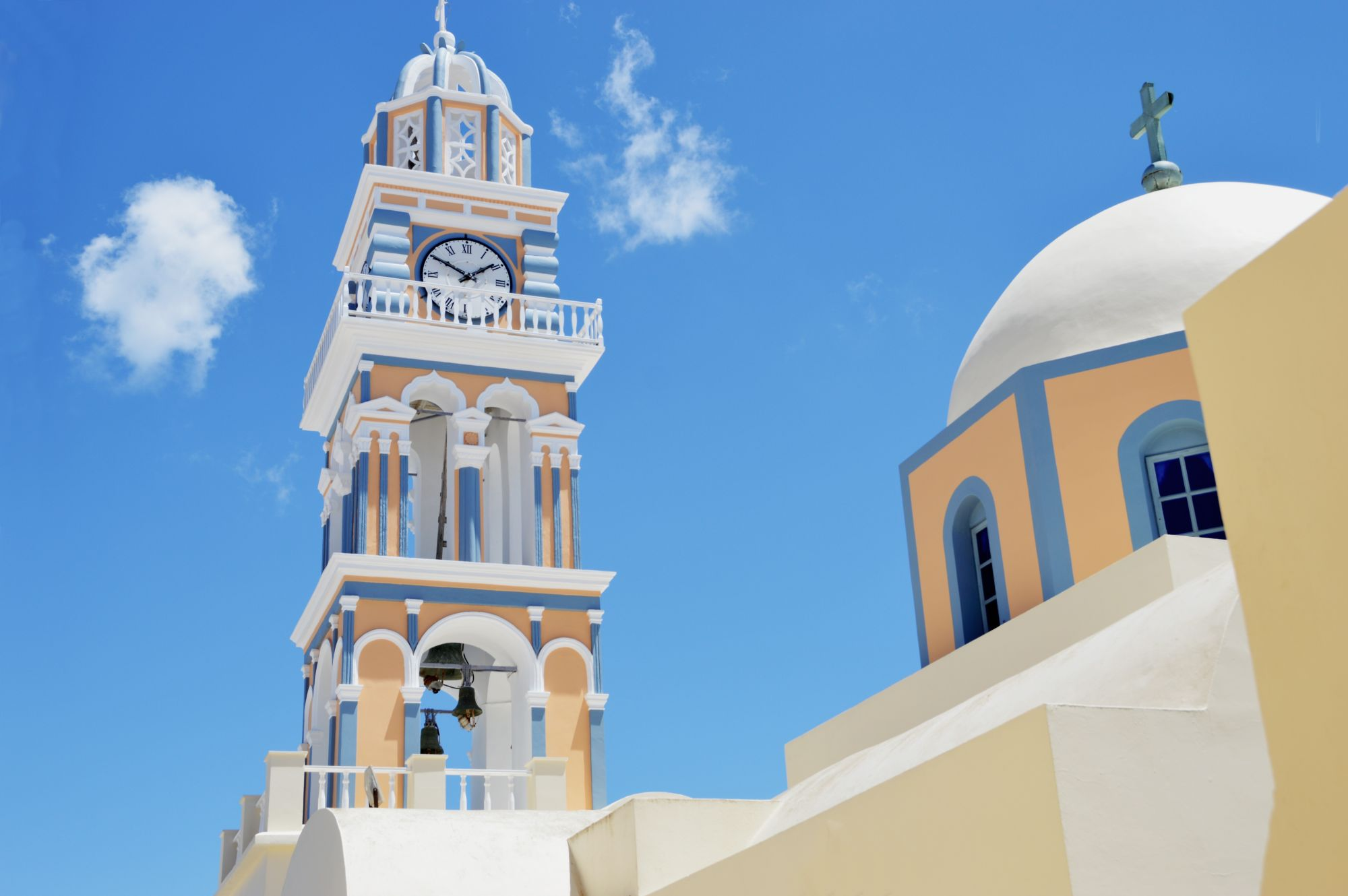 Greece Island Hopping Signature  Tours 2019 - 2020 -  Church In Greece