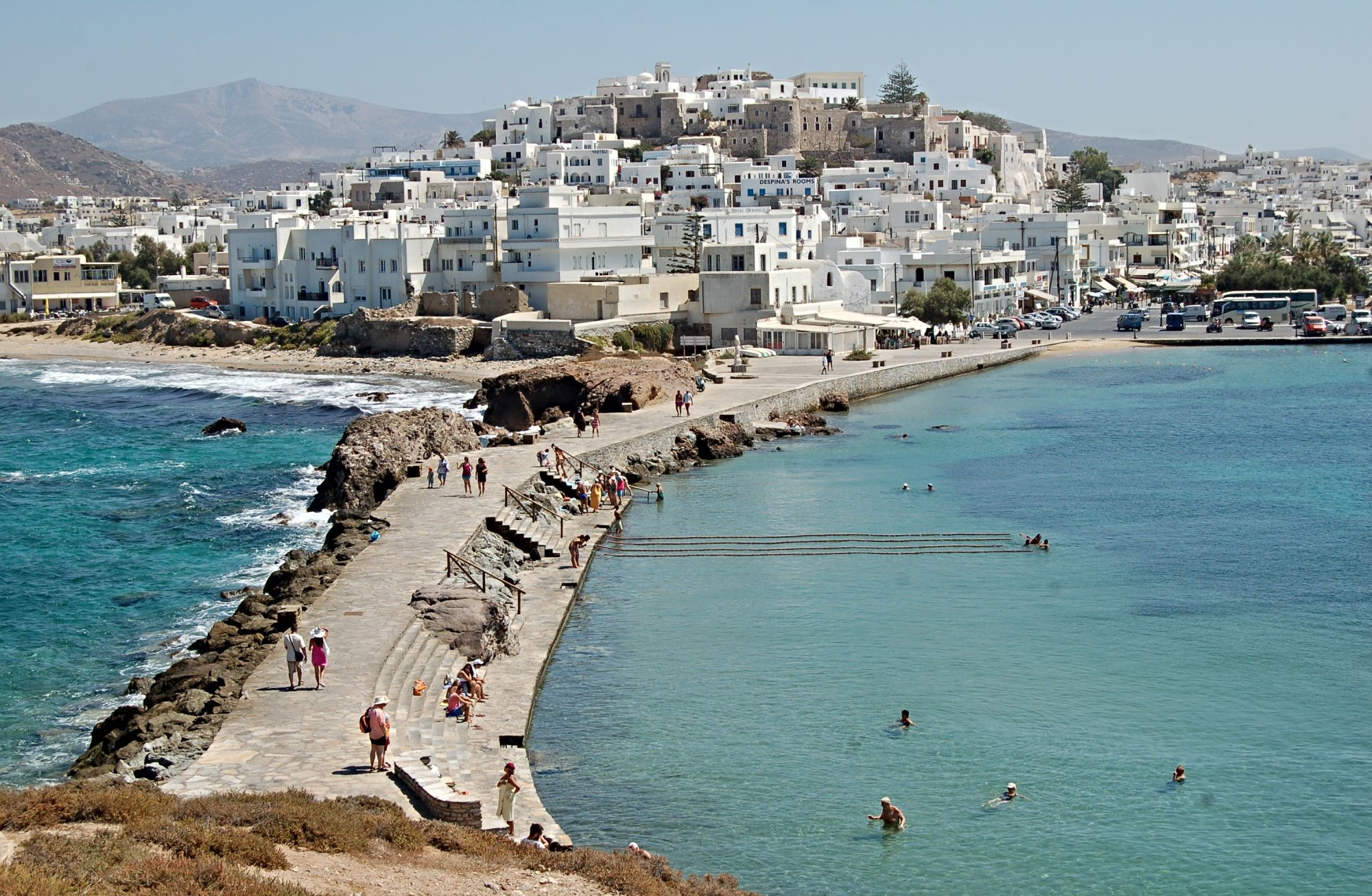 Islands of the Greek Cyclades Tours 2019 - 2020 -  Enjoying The Water