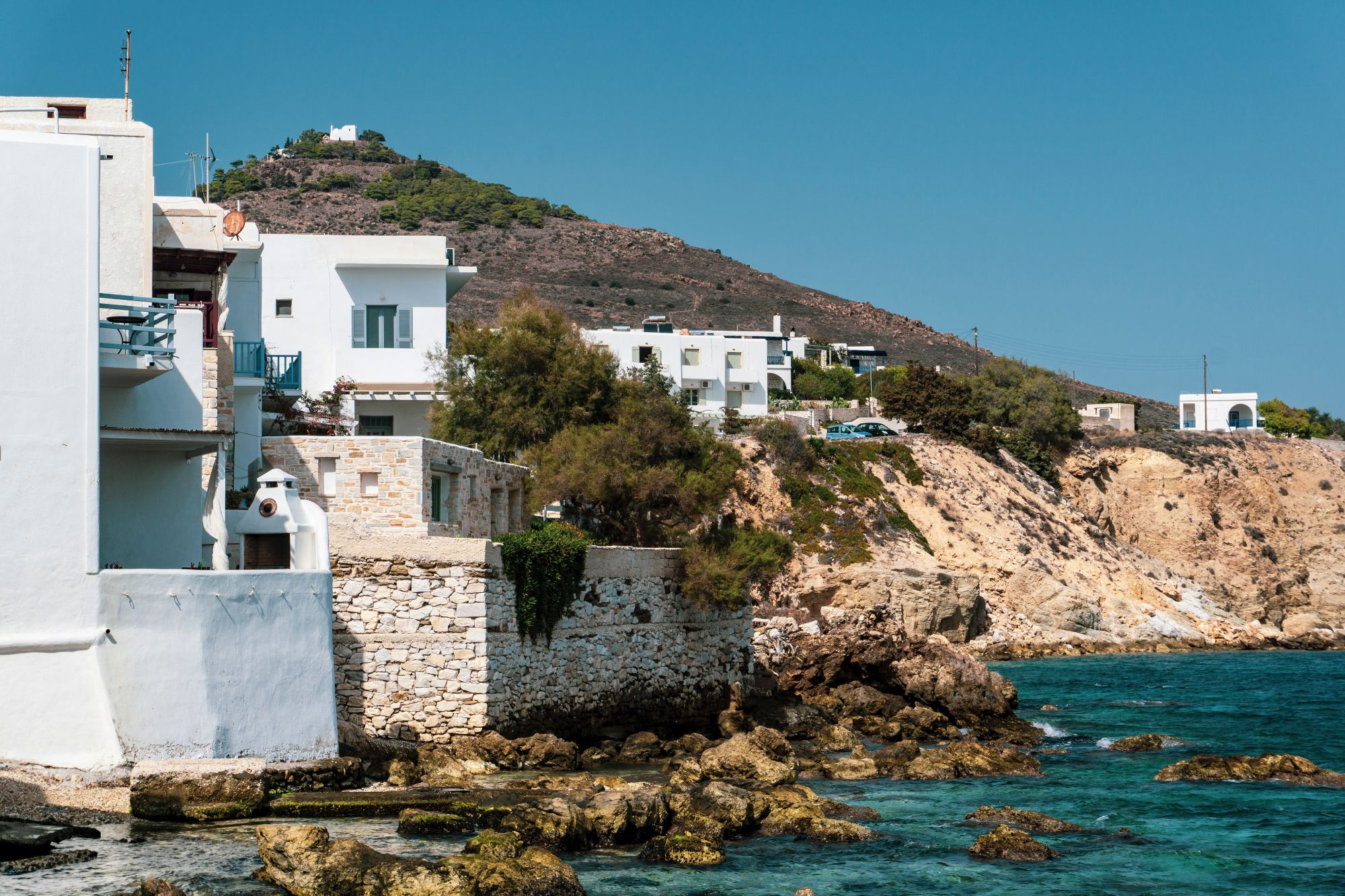 Greece Island Hopping Signature  Tours 2019 - 2020 -  Blue Water