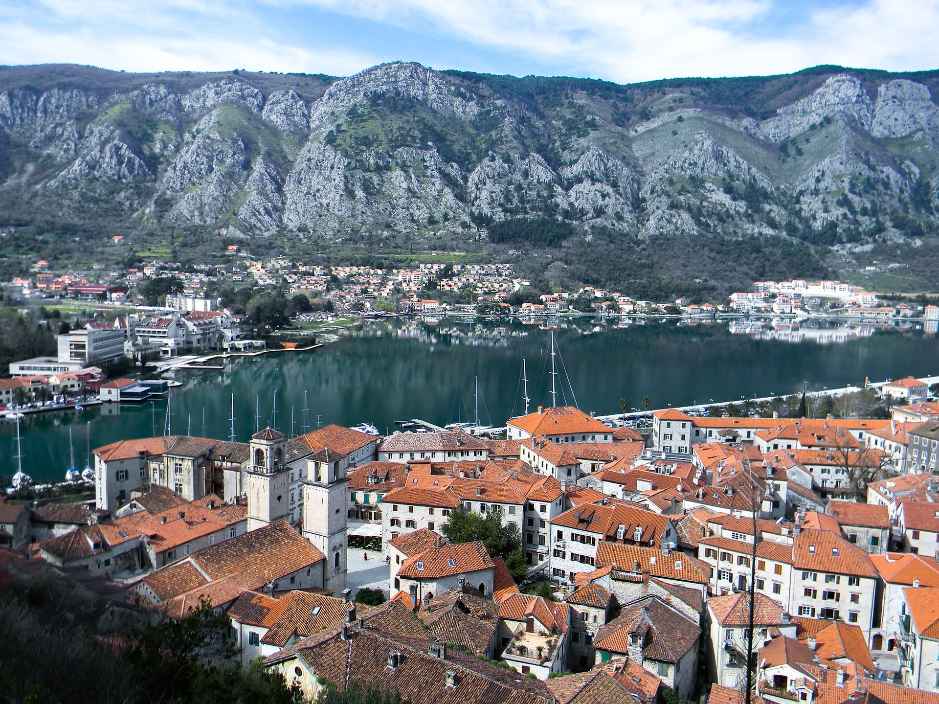 Montenegro Highlights Tours 2019 - 2020 -  Kotoro Landscape in Montenegro