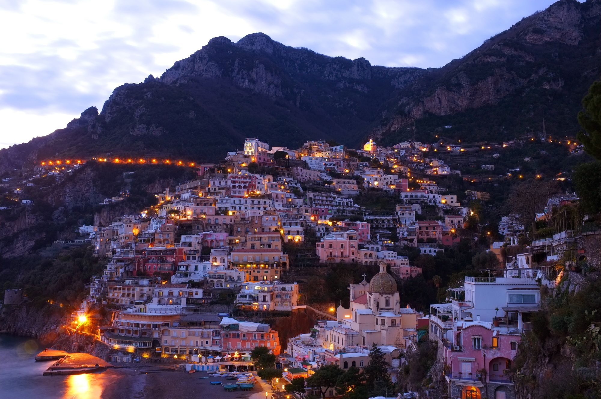 Italian Honeymoon Tours 2019 - 2020 -  Positano, Italy