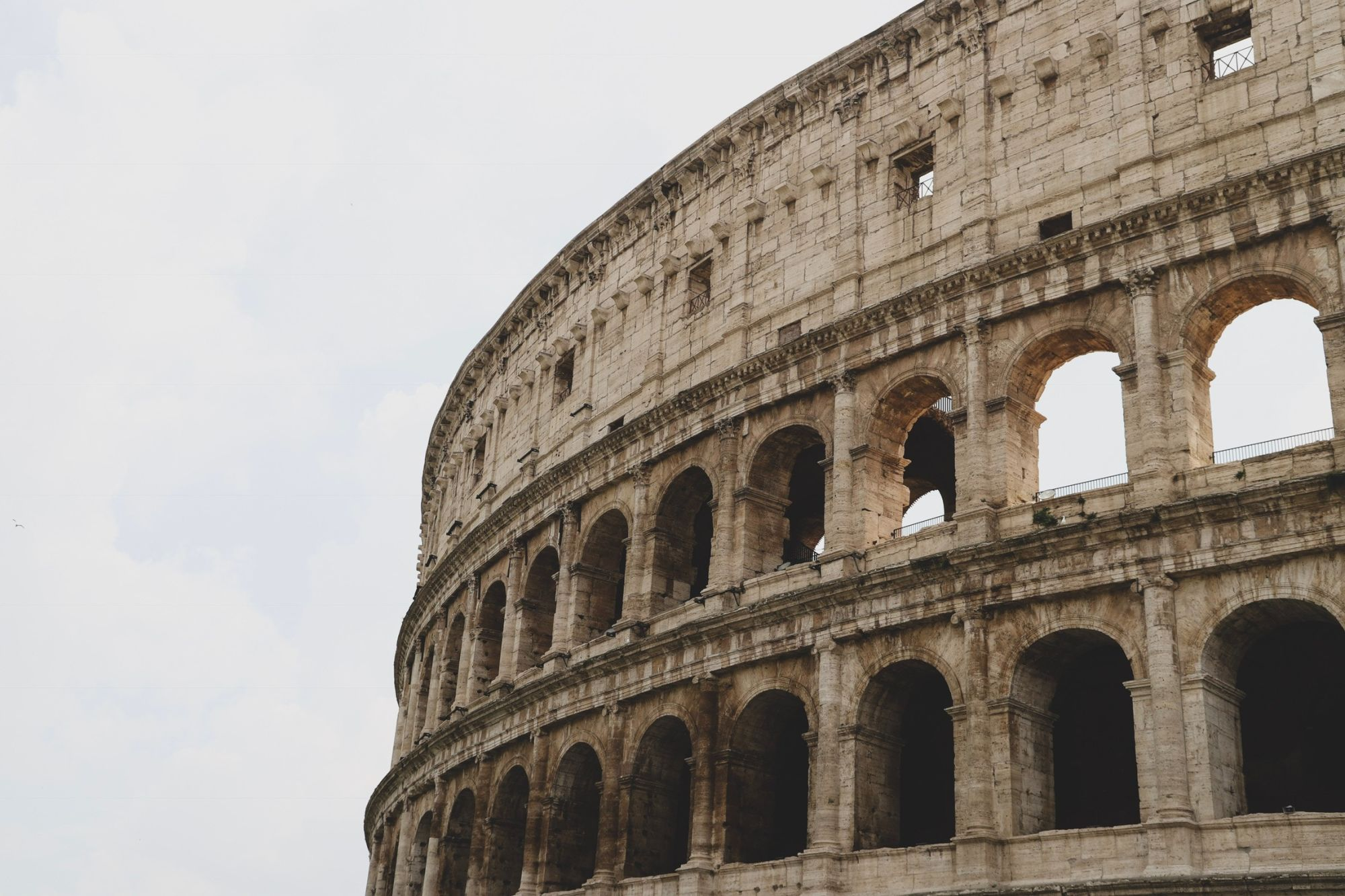 Italian Honeymoon Tours 2019 - 2020 -  Roman Colosseum 3