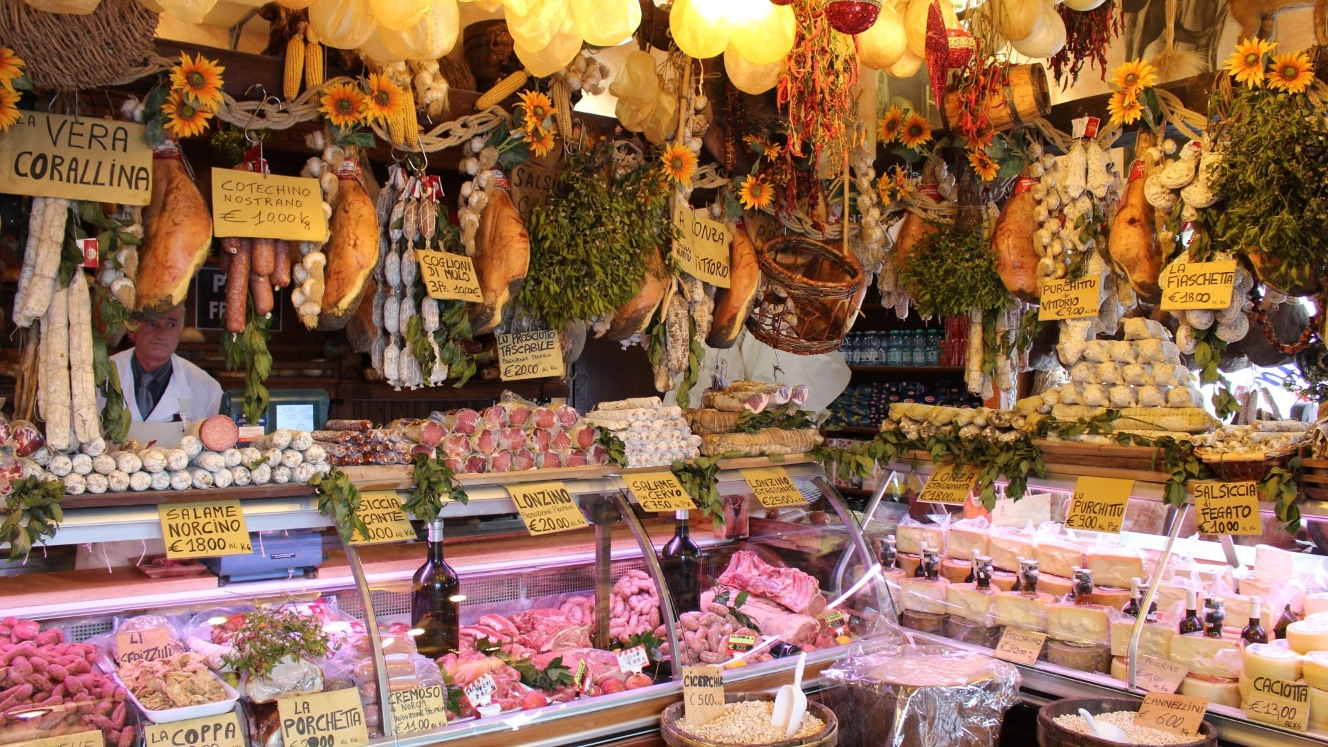 Umbria: The Green Heart of Italy Tours 2019 - 2020 -  Norcia Butchery