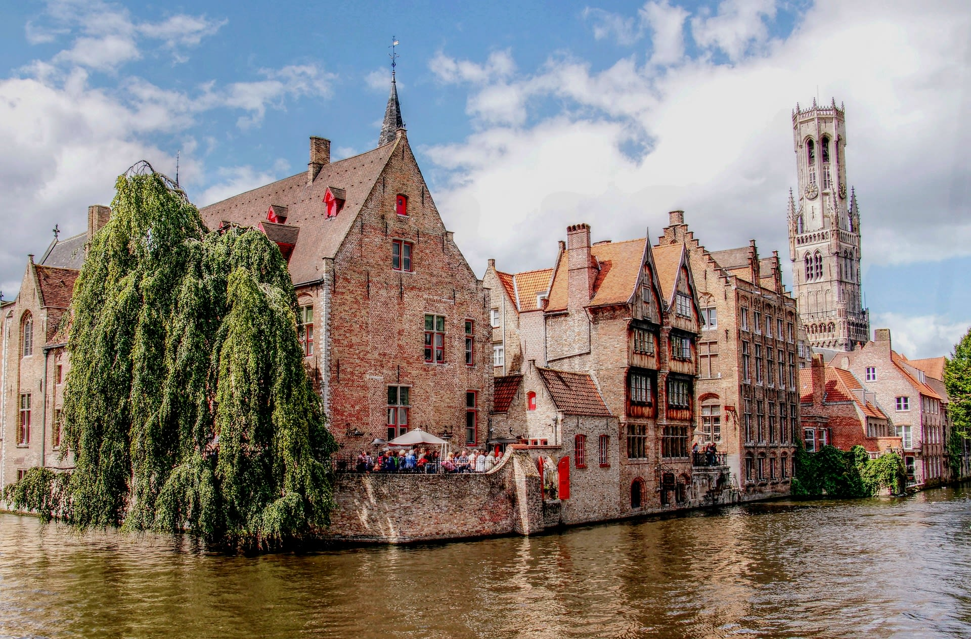 Highlights of Holland, Luxembourg & Belgium Tours 2019 - 2020 -  Medieval Bruges