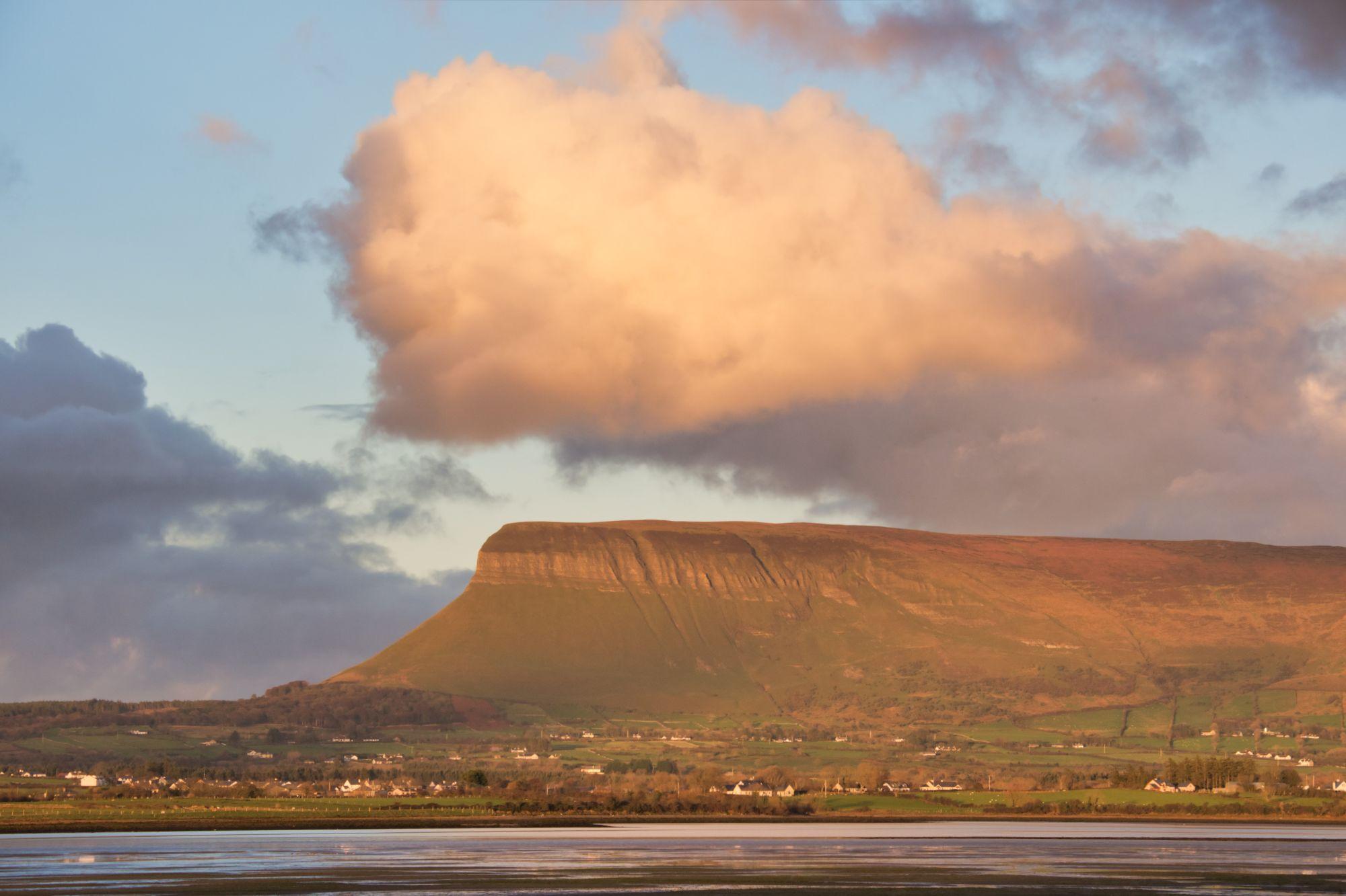 Ireland's Wild Atlantic Way Tours 2019 - 2020 -  benbulben mountain