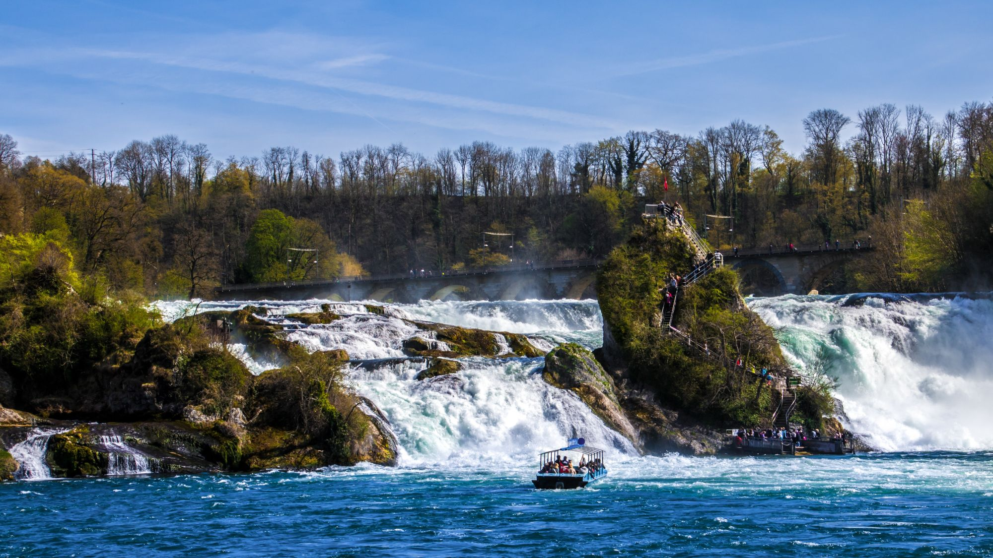 National Geographic Award Winning Vietnam For the Family Tours 2019 - 2020 -  Rhine Falls