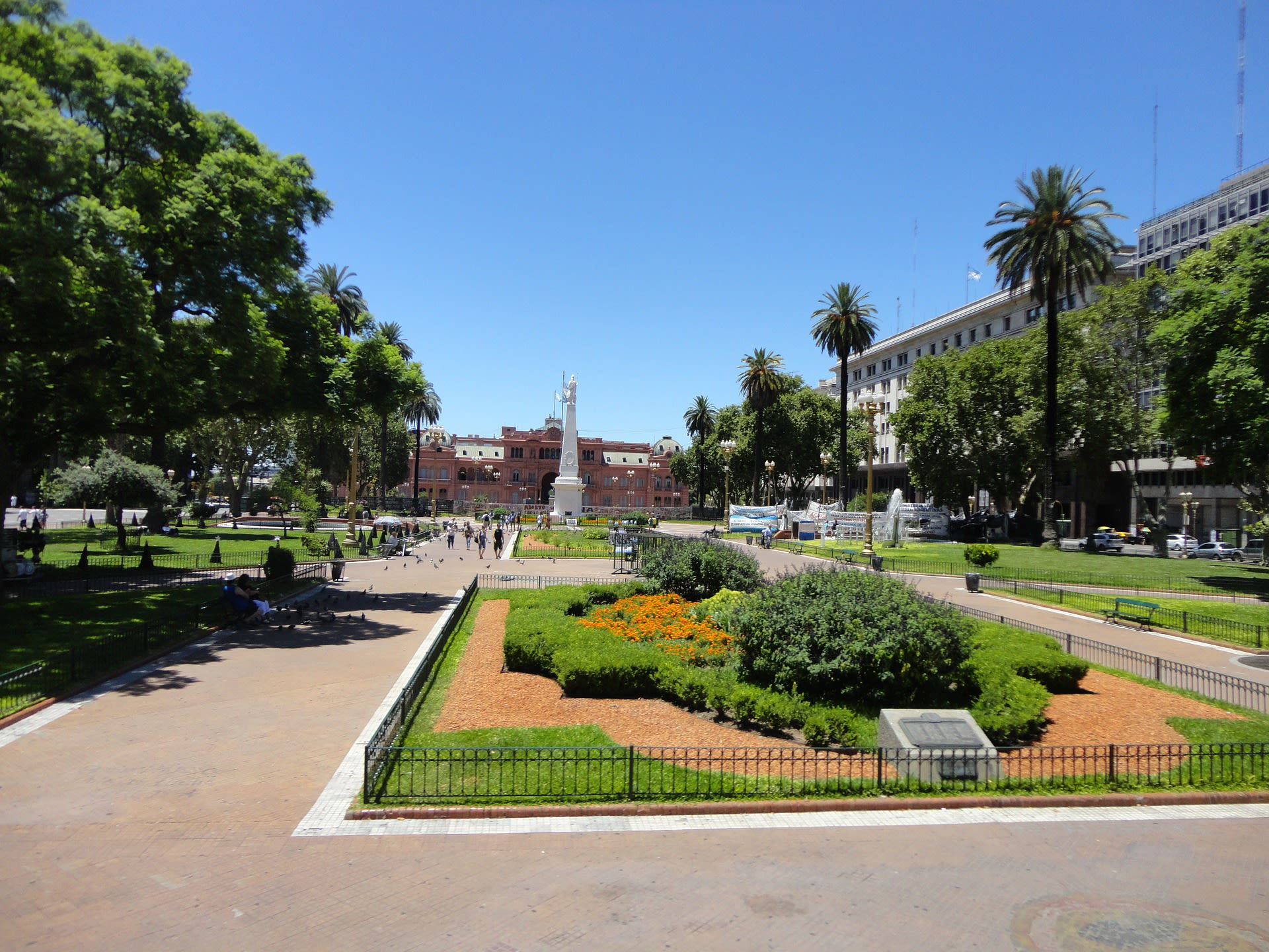 Chile and Argentina Lake Crossing Essential Tours 2019 - 2020 -  Casa Rosada In Buenos Aires