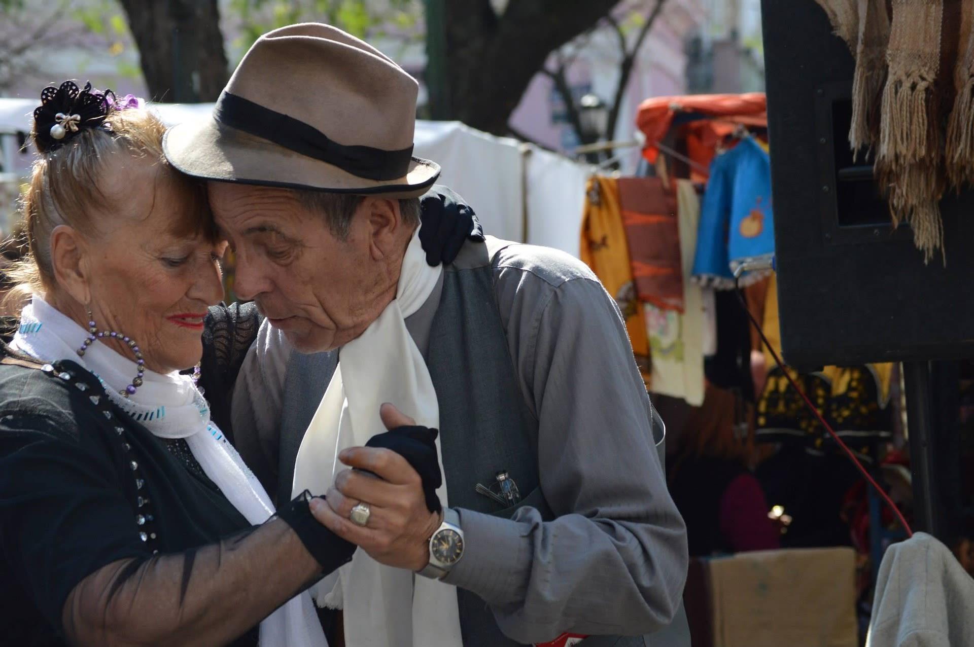 Argentina Signature Tours 2019 - 2020 -  Dancing Tango