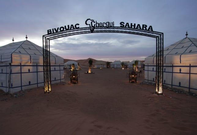 Chergui Sahara Camp