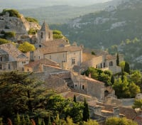 Paris, Provence & Barcelona by River Cruise Tours 2019 - 2020 -  Les Baux de Provence