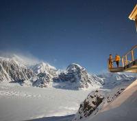 Alaska Luxury Adventure Tours 2020 - 2021 -  Observation Deck