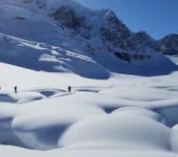 Alaska Luxury Adventure Tours 2020 - 2021 -  Ruth Glacier Hike