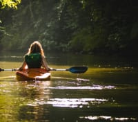 Cambodian Wildlife & Khmer Kingdom Tours 2020 - 2021 -  Kayaking