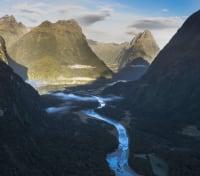 New Zealand: Wine, Fjords & Milford Sound Tours 2020 - 2021 -  Fjordland