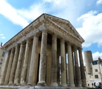 Paris, Provence & Barcelona by River Cruise Tours 2019 - 2020 -  Augustus And Livia Temple