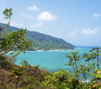 Cloudforest and Caribbean Islands Tours 2020 - 2021 -  Panama Coastline
