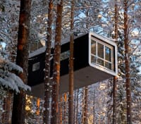 Stockholm and the Treehotel Tours 2019 - 2020 -  The Ufo