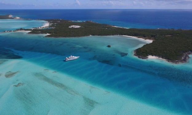 Days 4: Hawksbill Cay and Shroud Cay