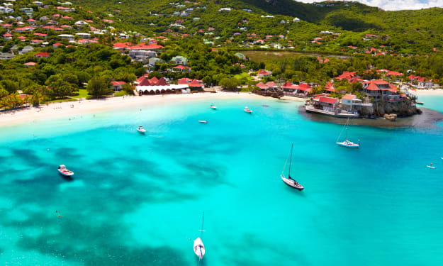 Day 3: St. Barts